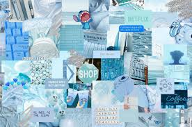 Baby Blue Aesthetic Wallpapers on ...