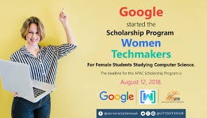 Google Started The Scholarship Program Women Techmakers For