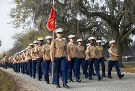 move for more gender integration at marine corps boot c ends future unclear
