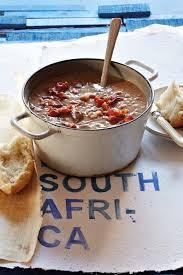 lamb and bean soup biltong soup broth lamb dishes south african recipes