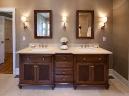 Traditional Bathroom Decor British Colonial Bathroom Master Bathroom Vanity Grasscloth By