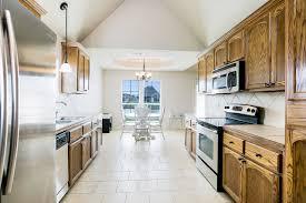 Beautiful Vaulted Ceilings In This Kitchen Prairieville Louisiana