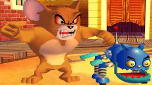 Tom and Jerry - Tom and Jerry vs Monster Jerry Best Fun Cartoon Video Game  for Kids HD - YouTube