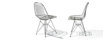 wire desk chair contemporary office chair fabric leather metal wire miller wirecutter office chair