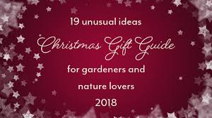 gift guide border in a box unusual gardening gifts