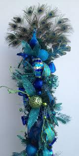 Blue Christmas Tree Ideas