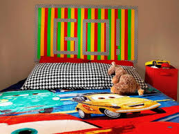 Duct tape furniture Checkered 15 Easy Diy Headboards Duct Tape Headboard Diy Network How To Make Headboard With Duct Tape Howtos Diy