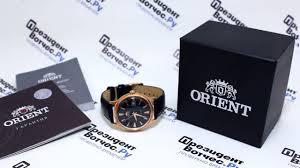 <b>Часы Orient ER24001B</b> [FER24001B0] - видео обзор от ...