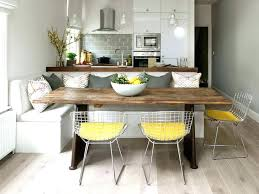 kitchen bench built in kitchen bench seating plans