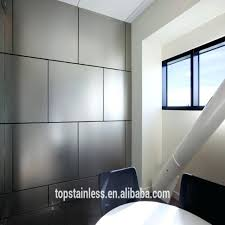 Stainless Steel Wall Best Commercial Kitchen Hygienic Wall Cladding  Pertaining Stainless Steel Wall Panels Kitchen Commercial .