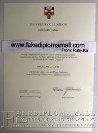 Goldsmiths College fake degree certificate for sale Buy degree buy