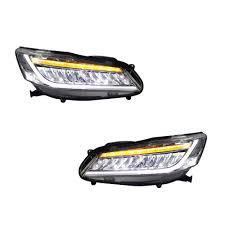 Best Hid Driving Lights 2017 2pcs Headlight Assemblies For Hodna Accord 2016 2017 Bi