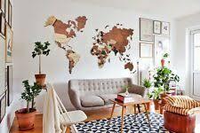 <b>Карта мира</b> постеры и печатная продукция с эффектом 3D ...
