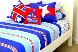 nautical duvet cover quilt and sheeting with boys cushions covers king size nautical duvet