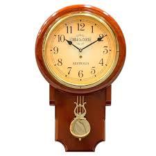 pendulum wall clocks co medium pendulum railway wall clock walnut numbers 1 antique pendulum wall clocks