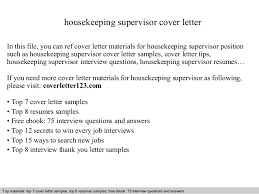 Housekeeper Resume. Resume For Housekeeping Supervisor Inspirenow ...
