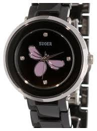 Наручные <b>часы</b> Suoer 90055 — купить по выгодной цене на ...