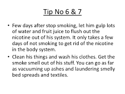 ways to help someone quit smoking this valentine 12