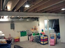 unfinished basement ideas. Unfinished Ceiling Image Of Basement Ideas Remodeling