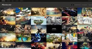 art portfolio template 25 free and premium portfolio website template ginva