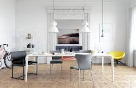 contemporary scandinavian dining furniture. the scandinavian design secret to make your home feel bigger! contemporary dining furniture ,