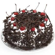 Black Forest Birthday Cake At Rs 850 Kilogram Tribune Colony