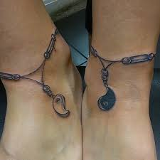 17 For Inspos татуировки лодыжки браслет когда вы жажда новых