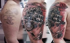 фото армейских татуировок
