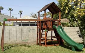 b r 6 b refurbished backyard adventures playset