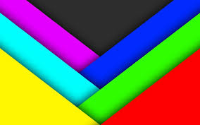 green abstract blue red yellow gray violet colors wallpaper