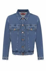 Джинсовая <b>куртка Hugo Hugo</b> Boss 50407576 — купить по цене ...