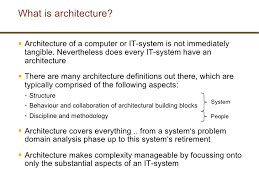 architectural thinking what is architecture   33