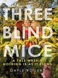 book cover of three blind mice