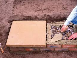 Cinder Block Stairs How To Build Brick And Paver Stairs How Tos Diy