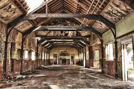 10 of the uk s creepiest abandoned places