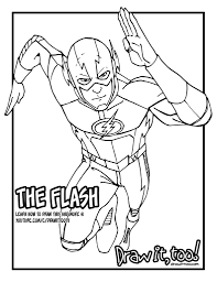 Small Picture The Flash The CW TV Series Tutorial Version Two Draw it Too