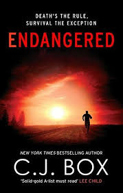 Image result for endangered by c j box cover image