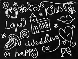 全部無料happy Weddingのロゴにピッタリなフォント特集 Happyなblog