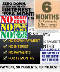 Credit Card Payment Plan No Payments No Interest Not Anymore Creditcards Com