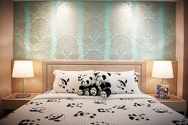 Panda Themed Rooms For Cosmo Hotel KL