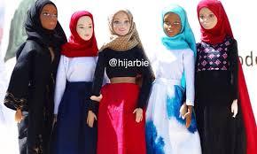 """Résultat de recherche d'images pour """"Hijarbie doll"""""""