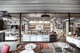 Zembereks Design For Grandma Bakery Cafe In Istanbul