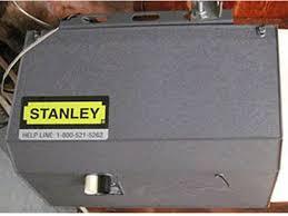 stanley garage doorGarage Door Opener Brands  Commercial Doors