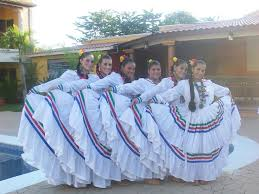Resultado de imagen para vestido folklorico de honduras