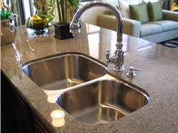 Kitchen Sinks For Granite Countertops Undermount Sink With Granite Countertops