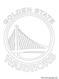 how to draw the golden state warriors logo you