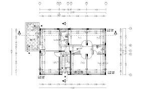 House Design Ground Floor Plan Ground Floor Plan Of Bungalow House Design With Dimension
