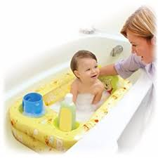 disney winnie the pooh inflatable bath tub for newborn to toddler