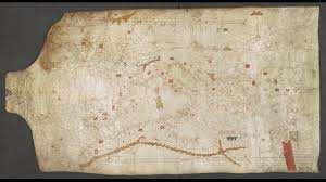 Portolan Charts Portolan Charts Before 1400 British Library Picturing