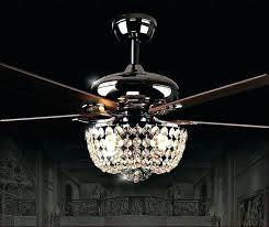 ceiling fan with chandelier light kit incredible inspiration crystal chandelier light kit for ceiling fan crystal